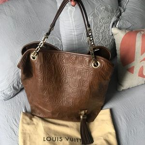 Louis Vuitton Souple Whisper GM